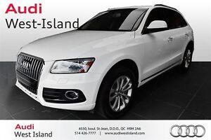 2016 Audi Q5 2.0T PROGESSIV, TOIT PANORAMIQUE