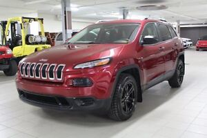 2015 Jeep Cherokee SPORT PLUS 4X4 *SIEGES+VOLLANT CHAUFFANT/CAME