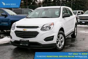 2016 Chevrolet Equinox LS Satellite Radio and Backup Camera