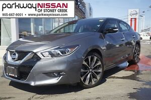 2016 Nissan Maxima SR WITH NAV | BLUETOOTH | LEATHER