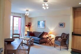 2 bed 2 bath apartment with parking and private terrace, Bow Bell tower E3-TG