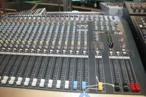 Console analogique Allen and Heath PA20 Chaudière-Appalaches Preview
