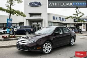 2011 Ford Fusion SE 2.5L I4,one owner trade