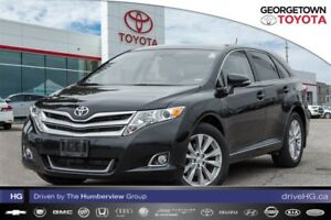 2015 Toyota Venza Leather, panoramic roof, V6 AWD XLE !! Best pr