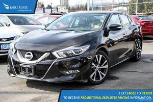 2016 Nissan Maxima SV Heated Seats and Backup Camera