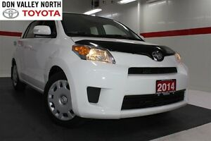 2014 Scion xD Base Cruise Pwr Wndws Mirrs Locks A/C