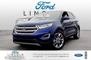 2015 Ford Edge Titanium AWD TOIT+CUIR+CAMERA