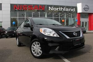 2014 Nissan Versa AC/ cruise control automatic auxiliary port