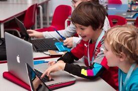 coding class in London