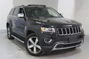 2015 Jeep Grand Cherokee Limited*TOIT*GPS*CAM RECUL*MARCHE PIED6