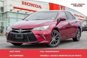 2015 Toyota Camry XSE | Automatic