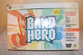 A Band Hero for Xbox360