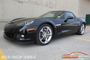 2011 Chevrolet Corvette Grand Sport 2LT Glass Roof - Flowmaster