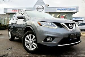 2014 Nissan Rogue SV *Bluetooth,Rear view monitor,Heated seats*