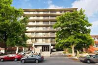 Close to Carleton U! 1, 2 and 3 BDRM apartments in Centretown!