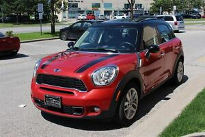 2013 MINI Cooper Countryman Cooper S PADDLE SHIFTER/ PARORAMIC S
