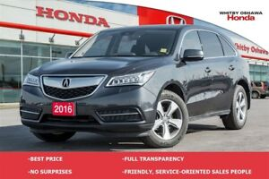 2016 Acura MDX Base | Automatic
