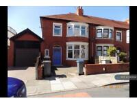 3 bedroom house in Warbreck Drive, Blackpool, FY2 (3 bed)