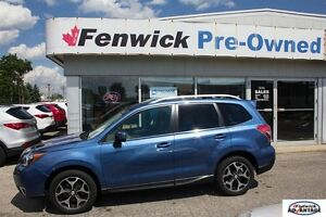 2015 Subaru Forester 2.0XT Limited - Navigation