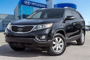2011 Kia Sorento EX, ALL WHEEL DRIVE!