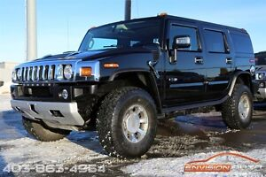 2008 Hummer H2 LUXURY - NAV - AIR RIDE - ONLY 69KMS