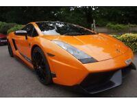 Lamborghini Gallardo 5.0 V10 Superleggera 4WD 2dr