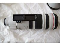 Canon EF 200-400mm f4L IS USM Extender 1.4x, in the UK including £450 of extras