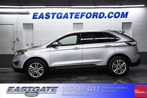 2015 Ford Edge SEL Leather Roof Nav AWD