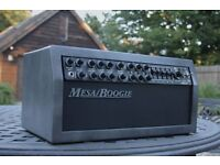 Mesa Boogie MkIV Short Head + Serviced