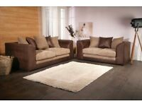 BRAND NEW SOFA CORNER OR UNIT of 3+2 SEATER
