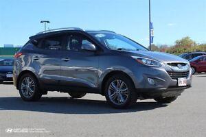 2015 Hyundai Tucson GLS! AWD! SUNROOF! WARRANTY!