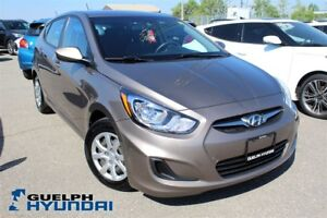 2013 Hyundai Accent 1OWNER,CLEAN,HEATED SEATS & MORE!