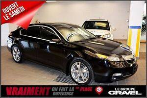 2013 Acura TL Elite GPS CAMERA CUIR TOIT OUVRANT