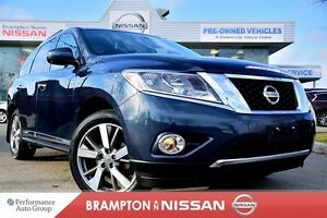 2013 Nissan Pathfinder Platinum *DVD,Navigation,360 camera*