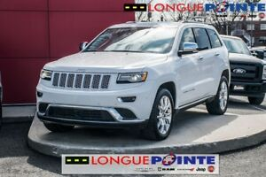 2016 Jeep Grand Cherokee SUMMIT DIESEL TOIT PANORAMIQUE CUIR TRE