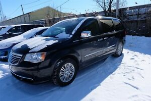 2012 Chrysler Town & Country Limited CUIR TOIT OUVRANT DVD