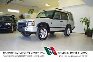 2004 Land Rover Discovery SE V8 100, 000KMS! MINT!