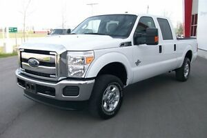 2015 Ford F-250 DIESEL XLT CREW SHORTBOX 4X4