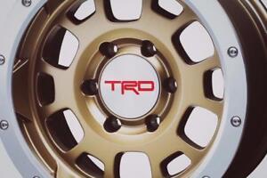 """TRD Style Wheels 17"""" ( TACOMA / FJ CRUISER / 4RUNNER )--( * Mr.Rim * )"""
