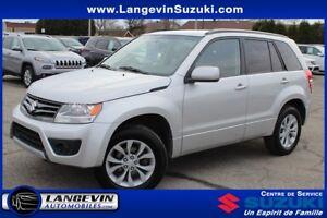 2013 Suzuki Grand Vitara JX/GPS/AWD/AUTOMATIQUE