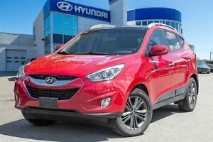 2014 Hyundai Tucson GLS AWD, LEATHER, PANO ROOF,