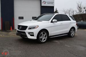 2015 Mercedes-Benz M-Class ML350 BlueTEC 4MATIC | SPORT | PREMIU