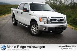 2014 Ford F-150 XLT SuperCrew Cab