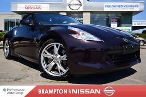 2012 Nissan 370Z Touring w/Black Top *Manual,Heated and Ventilat