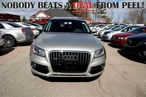 2014 Audi Q5 2.0 Komfort**SPRING SPECIAL!** HIGHLY EQUIPPED, EX