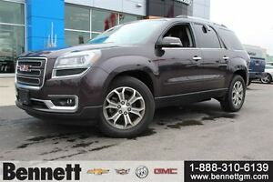 2016 GMC Acadia SLT2- Navigation, Heated and Cooled Seats, Heate