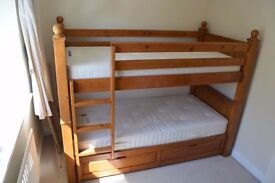 Bunk bed from MFI