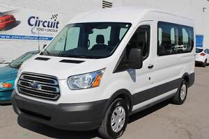 2015 Ford Transit 150 XLT 8 PASSAGER