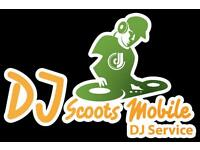 DJ Scoots Mobile DJ Service - Disco for any event