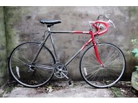 MBK MISTRAL, vintage french racer racing road bike, 22.5 inch, 10 speed